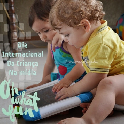 Dia da Criança na Mídia