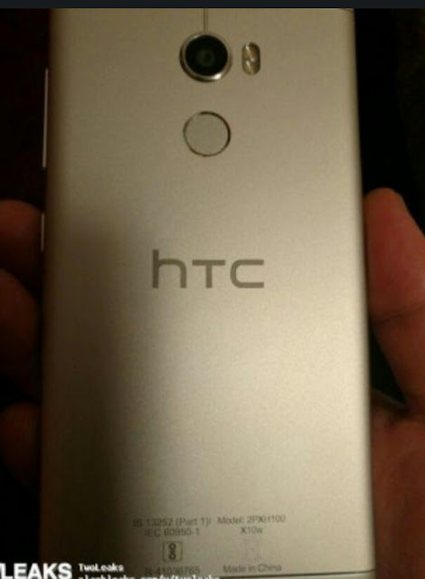 See Leaked Images Of The HTC ONE X10 3