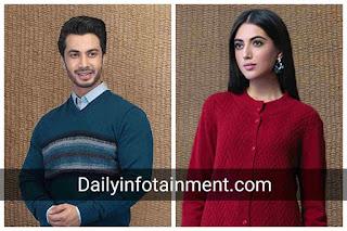 Get Bonanza Satrangi Sweaters and Shawls at discount Prices