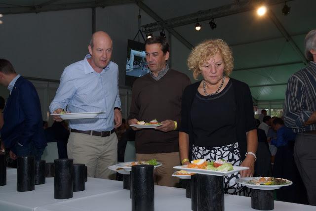 VIP lunch natourcriterium