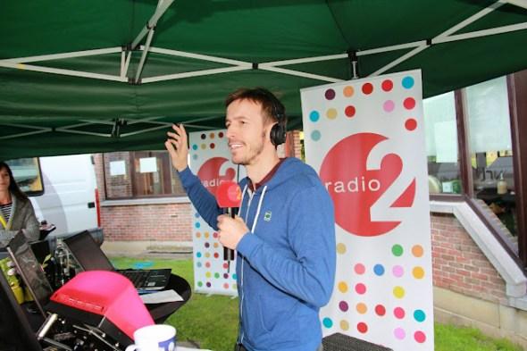 David van Radio 2