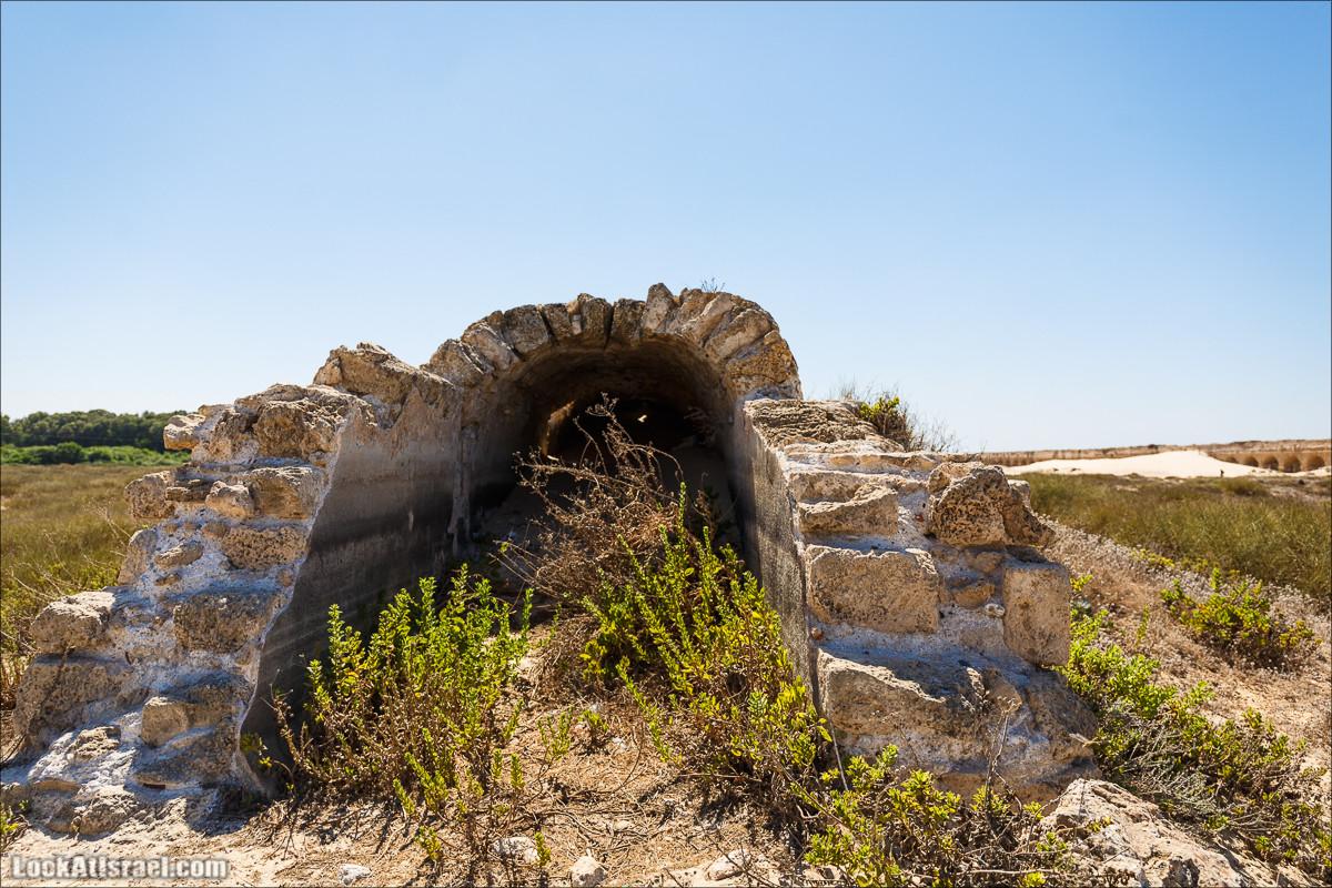 Дорога акведуков - от крокодиловой речки в Кейсарию | LookAtIsrael.com - Граффити Тель Авива | Tel Aviv street art