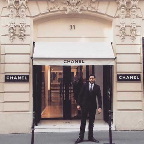 Meine Interpretation des neuen Chanel-Looks