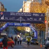 III Media Maratón Unión Alcoyana Seguros y Cuarto de Maratón (6-Diciembre-2013)