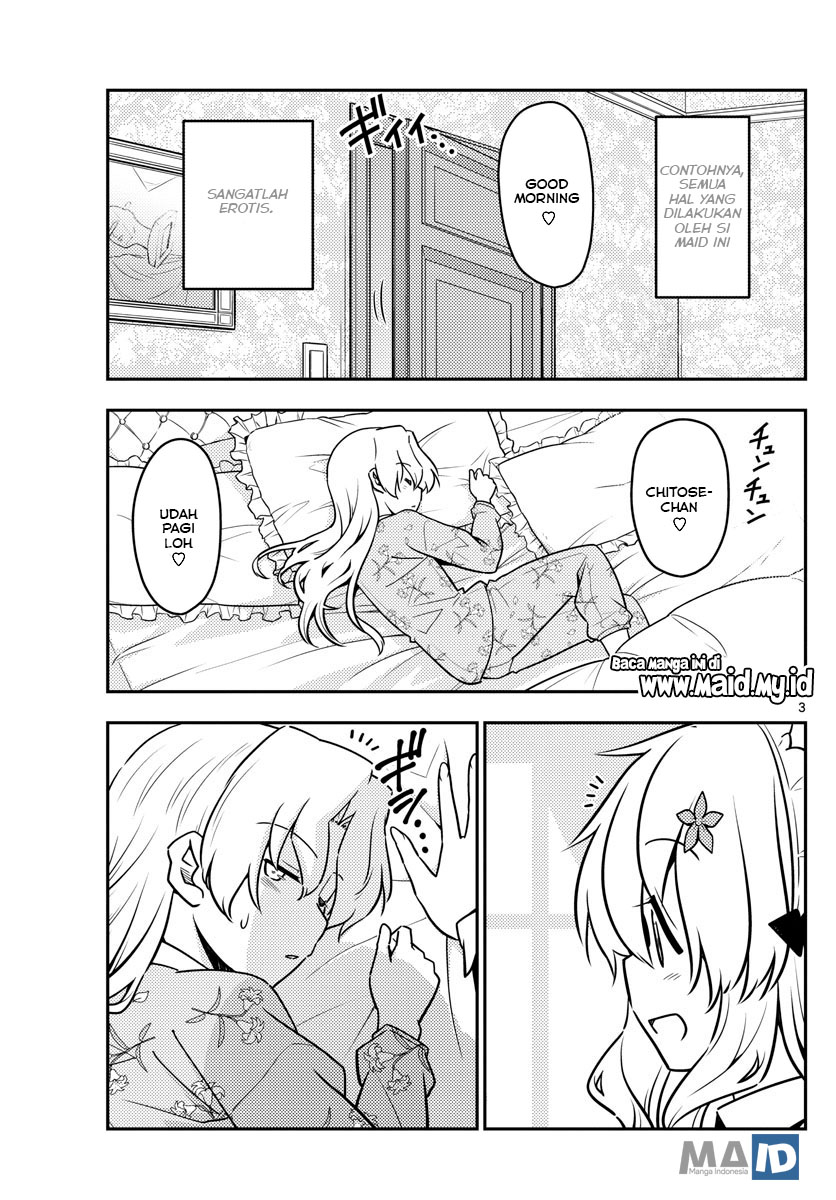 Tonikaku Kawaii: Chapter 62 - Page 5