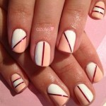 Newest Two-Tone Nail for Women