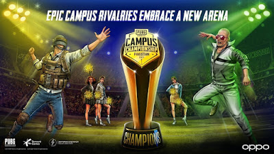 """PUBG Mobile Announces Pakistan Campus Championship: 2021 Edition"""""""