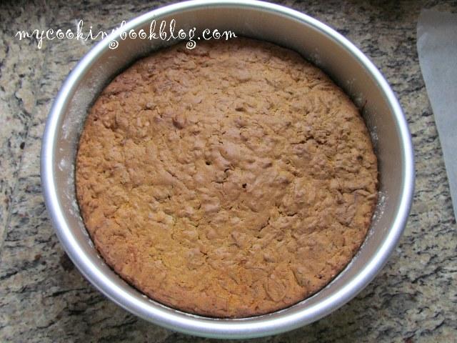 Морковен кейк от Жан-Мар и торта Калинка № 2