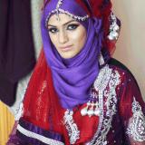 muslim wedding hijab styles 2017