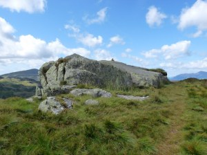 Eagle Crag Summit.