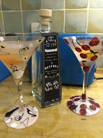 Ps U2013 Yes It Does Make A Great Martini, Hereu0027s One I Made With My Bottle Of  OC Gin U2013 £32 And You Can Only Buy It At The Oliver Conquest.