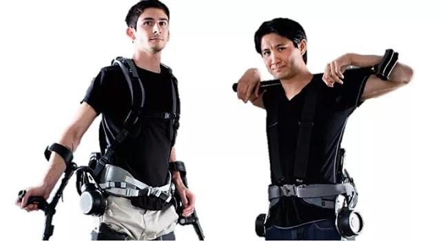 SuitX Exoskeleton Helps Paralysed People Walk Again 2