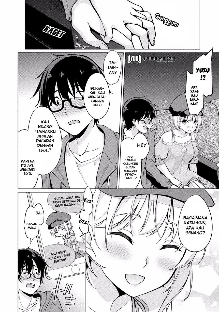Satou-kun wa Nozotte iru. ~Kamisama appli de onna no ko no Kokoro wo nozoitara do ×× datta: Chapter 03 - Page 7