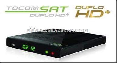 TOCOMSAT DUPLO HD PLUS