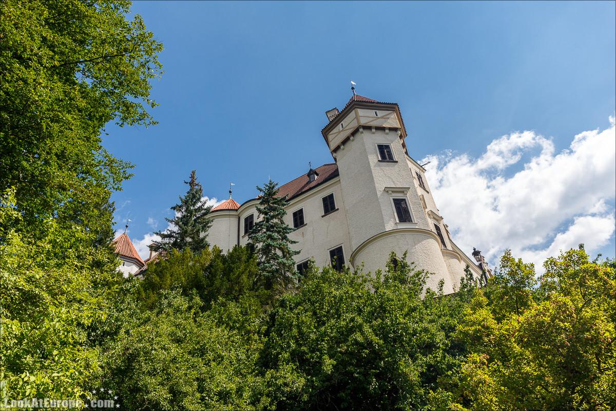 Замок Конопиште   LookAtEurope.com - Фотогалоп по Европе - Чехия