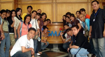 GMA-7 Lobby, Quezon City