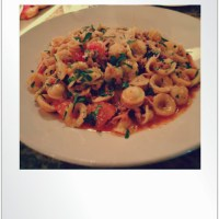 Restaurant Recipe Recreation: Stella's Orecchiette with Cured Tomatoes and Sausage