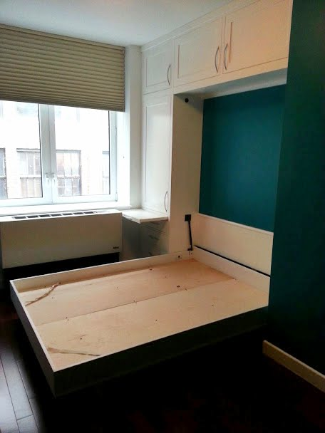 Custom Manhattan Murphy Bed