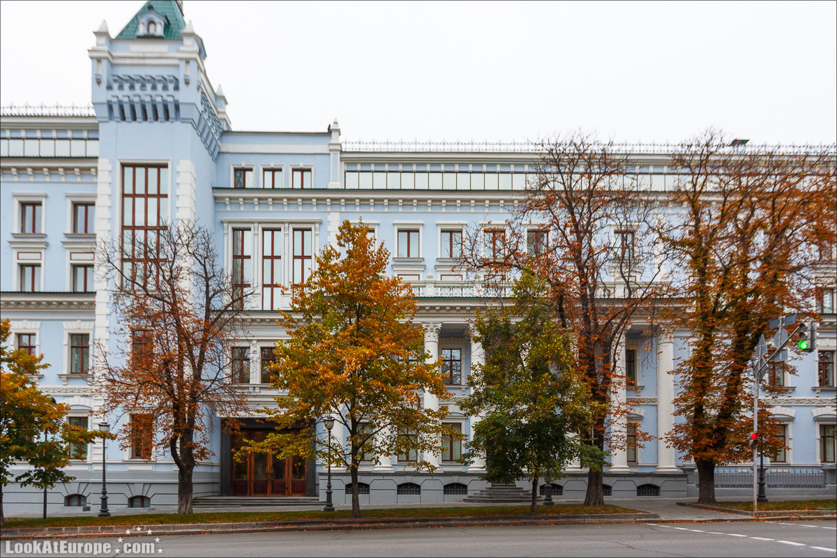 Прогулки по Киеву   Блог LookAtIsrael.com путешествует по Украине