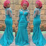 Latest aso ebi styles for ladies 2016