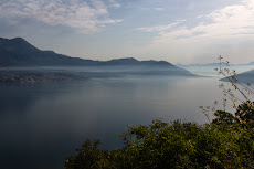 First glimpse of Montenegro