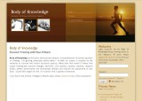 Body of Knowledge - Personal Training