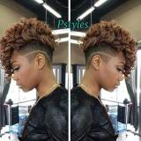 short curly weave hairstyles 2017