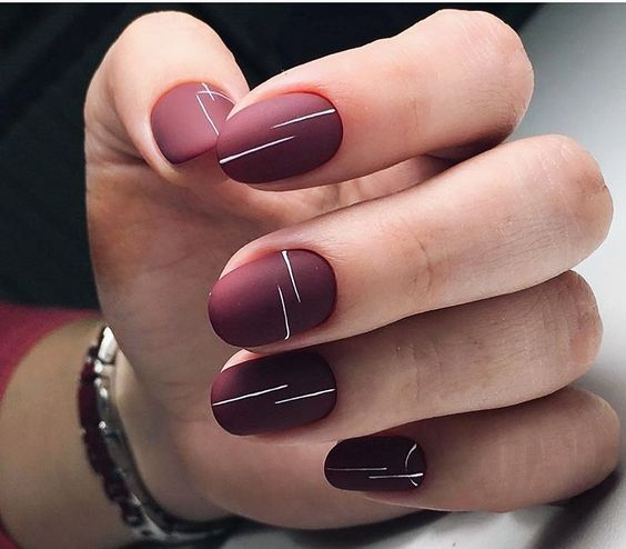 SUITABLE DRESS COLORS YOU WEAR WITH BEAUTIFUL NAIL ARTS 6