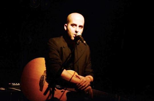 עילי בוטנר, גיטרה. צילום: יובל אראל