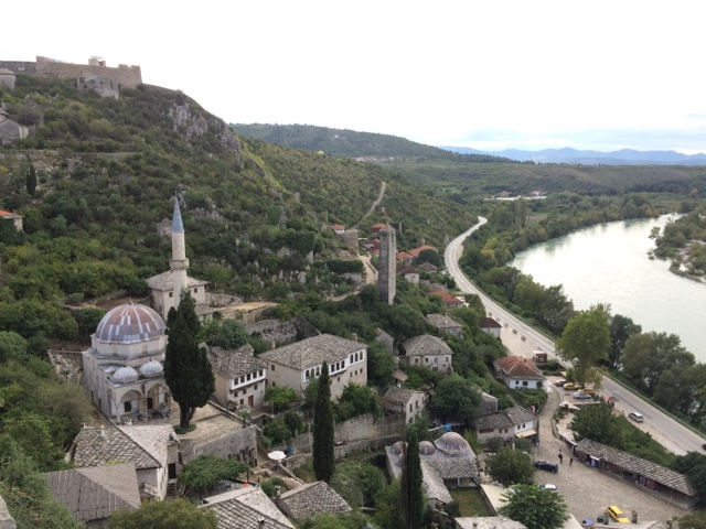 Overlanding Bosnia and Hercegovina (a bit of)