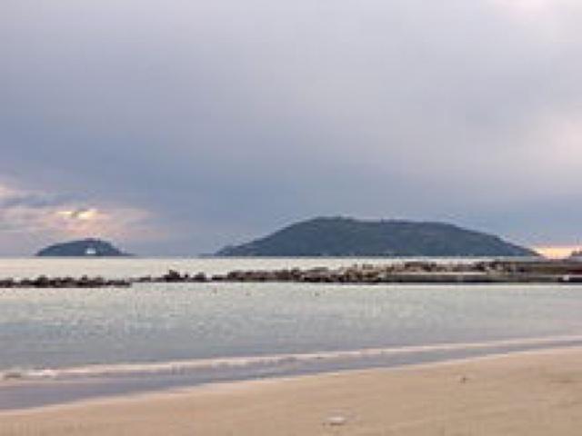 L'isola Palmaria ed il Tino