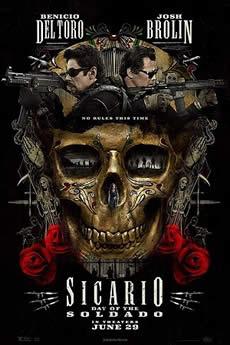 Baixar Filme Sicario 2 - Dia do Soldado (2018) Dublado Torrent Grátis
