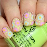 nail art designs for spring 2015