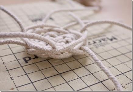 DIY Rope Basket Tutorial