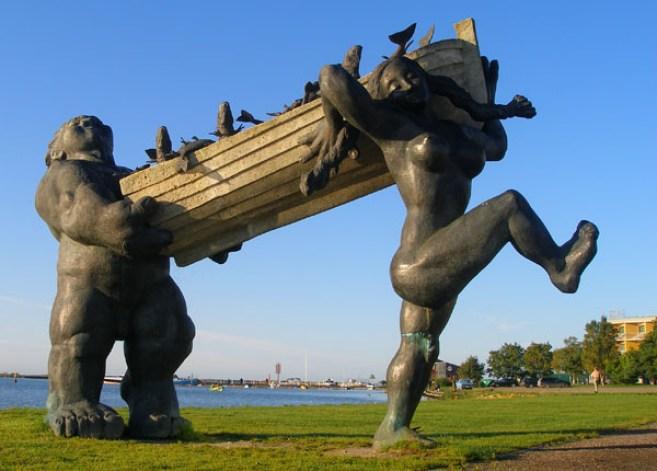 Веселые рыбаки из Таллина