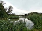 In Savar in einem Naturschutzgebiet