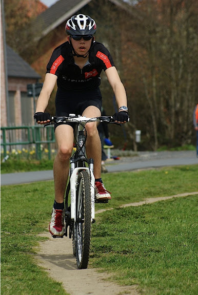 initiatie mountainbiken door SVS