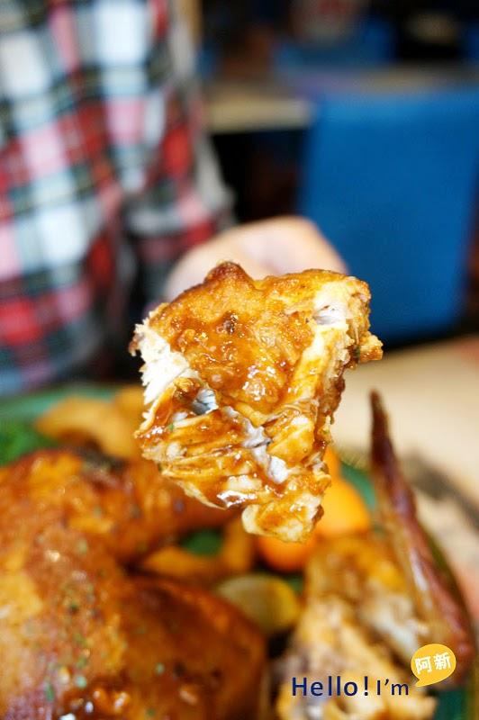 台中美式餐廳,哈燒庫美式餐廳-4