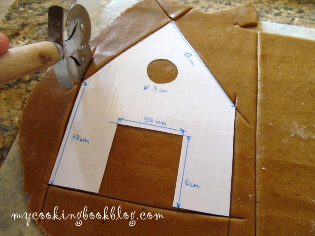 Джинджифилова къщичка, елхи, елени и шейна