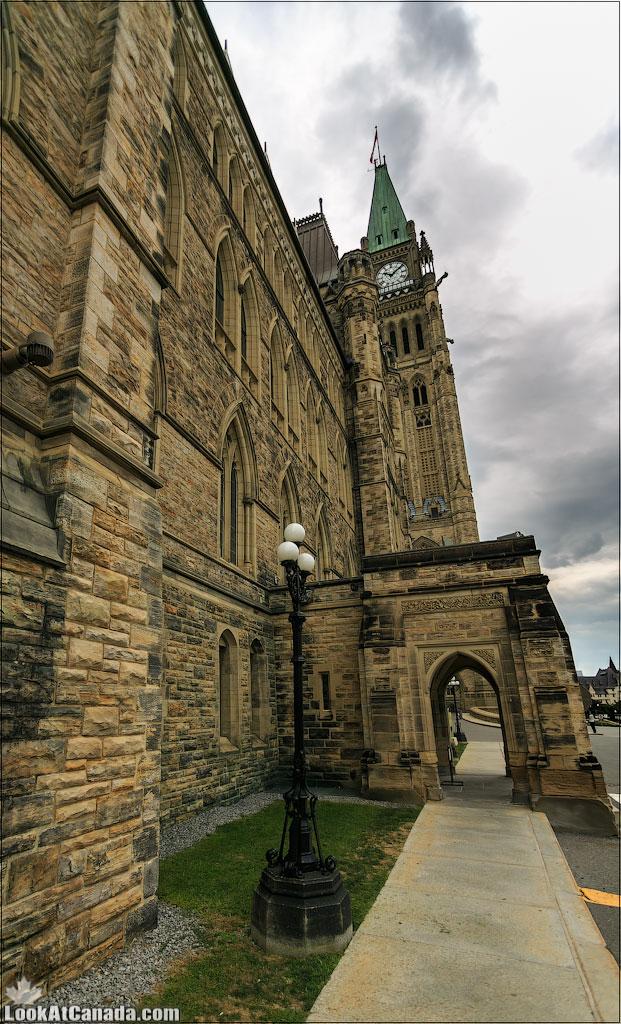 LookAtCanada.com / Парламент Канады в Оттаве | LookAtIsrael.com - Фотографии Израиля и не только...