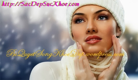 Chống khô da vào mùa đông là cần thiết đối với phái đẹp