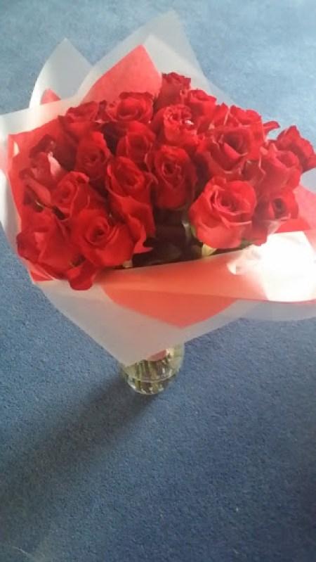 Valentine Flowers 2016