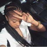 latest ghana braids hairstyles 2017