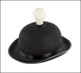 Tom's hat!