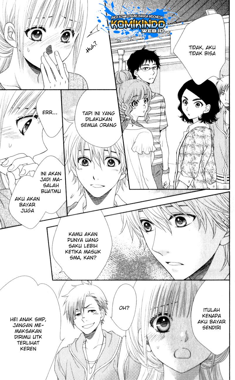 Nanoka no Kare: Chapter 15 - Page 8