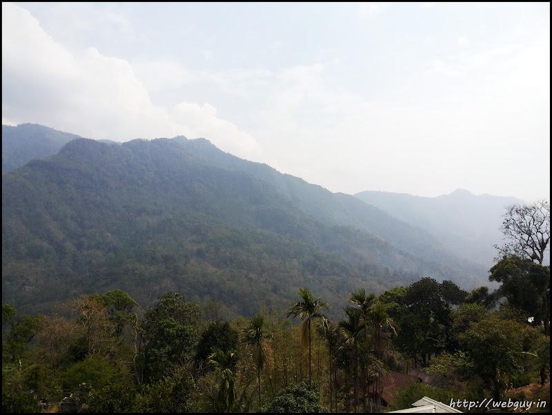 views from Jatinga village