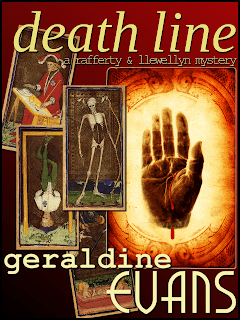 Geraldine Evans's Books - NOW PREPARING DEATH LINE FOR EPUBLICATION - DeathLineCoverMockup03Mini