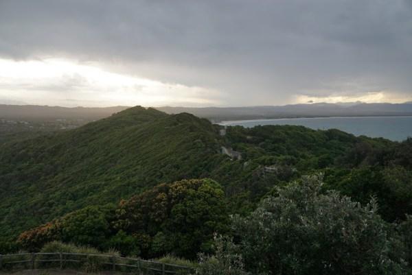 Cape Byron view