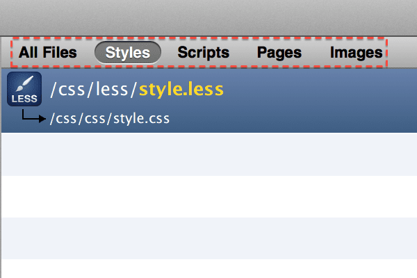 Utilizar pre-procesadores de CSS en WordPress: LESS y CodeKit
