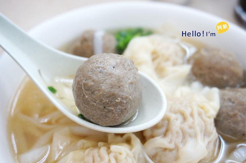香港中西區中環美食,權記雲吞麵-6
